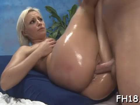 Those 3 women fucked hard by their own masseur after getting a soothing rubdown