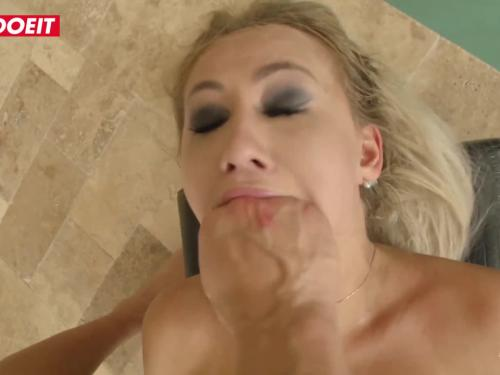 Her limit - #lara onyx #mugur - hot hungarian squirts from anal drilling